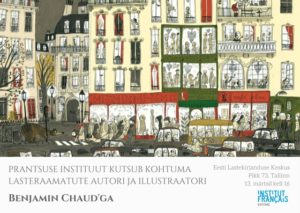 Benjamin Chaud LK kutse